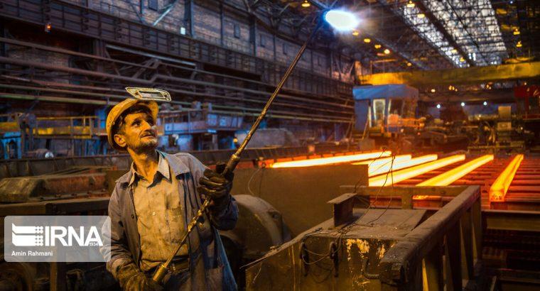 تولید فولاد و محصولات فولادی از مرز ۲۰.۷ میلیون تن گذشت