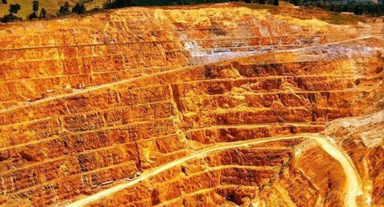 ذخایر معادن طلای روسیه تا 20 سال آینده تمام میشود