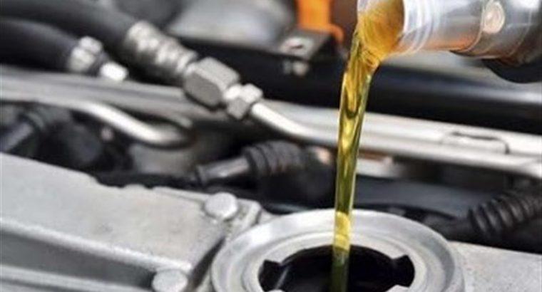 فروش و عرضه روغن موتور خارج از شبکه تخلف است