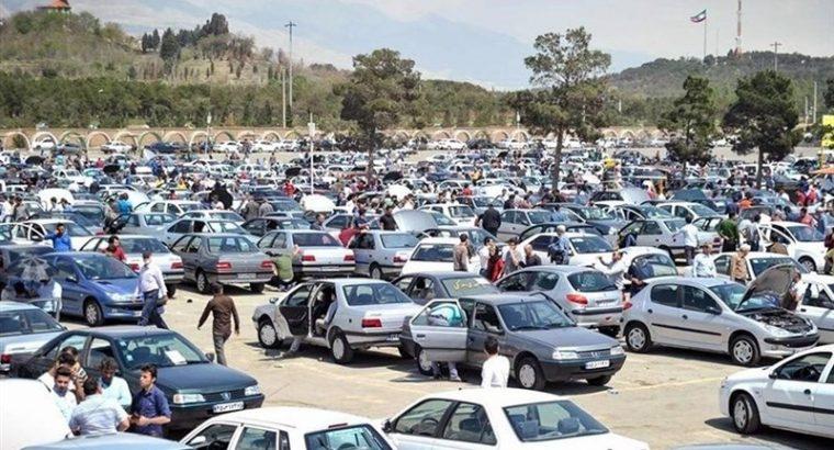 کاهش 1 تا 3 میلیون تومانی قیمت ها در بازار خودرو
