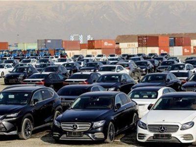 دپوی بیش از 2200 دستگاه خودرو در گمرکات اجرایی کشور