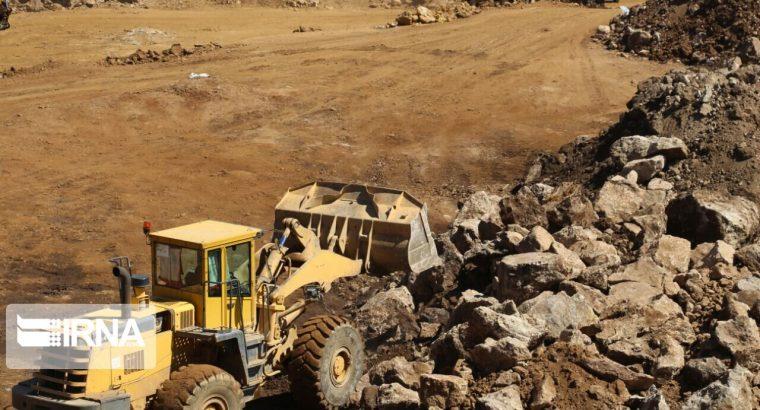 حجم سرمایهگذاری معدنی در آذربایجانغربی حدود ۵ هزار میلیارد ریال است