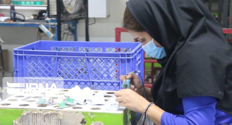بازدید مسئول طرح آمایش وزارت صمت از واحدهای صنعتی استان بوشهر