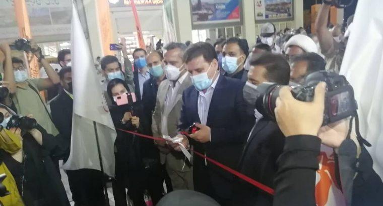 پنجمین نمایشگاه بینالمللی معدن کرمان گشایش یافت