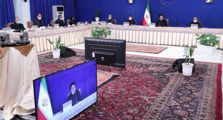 هیات وزیران به استاندار منتخب تهران رأی اعتماد داد