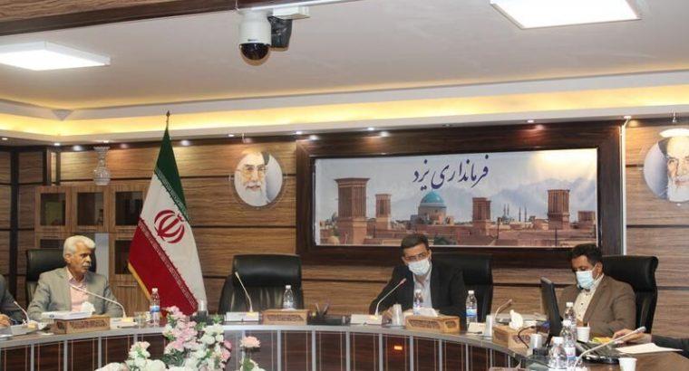 فرماندار یزد گسترش فوتبال محلات را در شهرستان خواستار شد